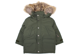 Ver de Terre winter jacket Eskimo with down pine
